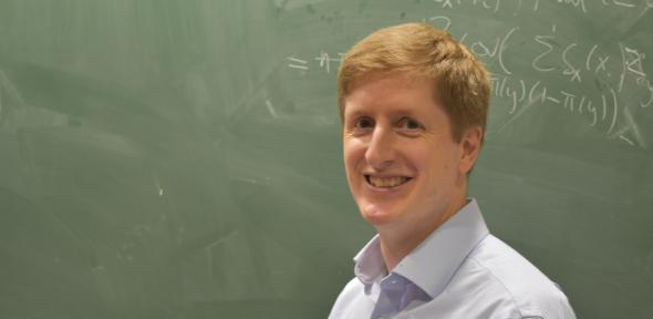 Read more at: Cambridge Perspectives: Richard Samworth, new Director of the Statistical Laboratory