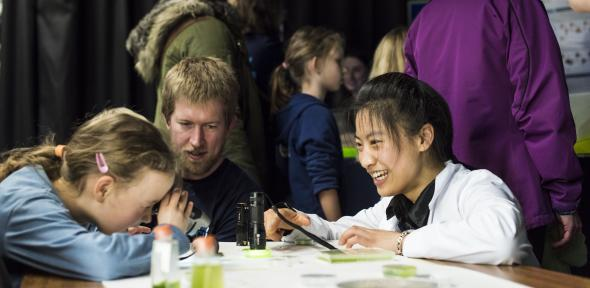 Read more at: Mathematics at the Cambridge Science Festival