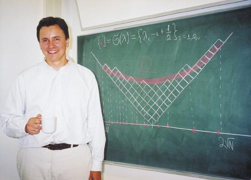 Andrei Okounkov