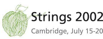 Strings 2002