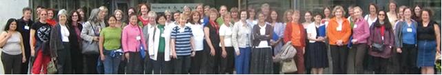 2007 meeting of European Women in Mathematics