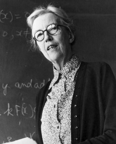 Mary Cartwright