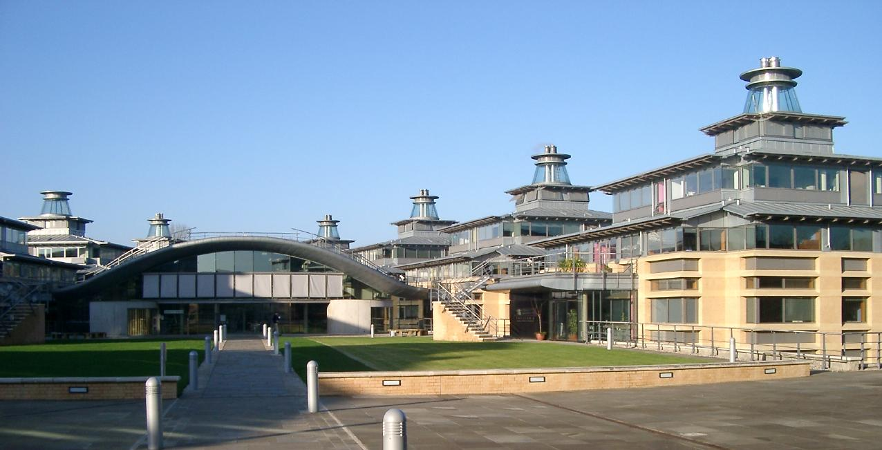 Centre for Mathematical Sciences, Cambridge